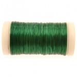 Green Metallic Reel Wire 100g