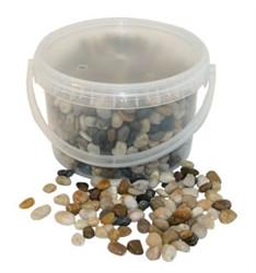 4kg Bucket 5-8mm Mixed Stones