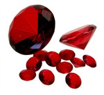 Assorted Red Diamonds