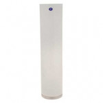 Glass White Cylinder