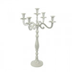 Buckingham Candelabra Cream 75cm