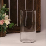 Clear Cylinder Contract Glass
