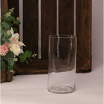 Clear Cylinder Contract Glass (D10 x H20cm )