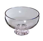 18cm Bowl on Pedestal