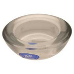 Round Tealight Holder Clear