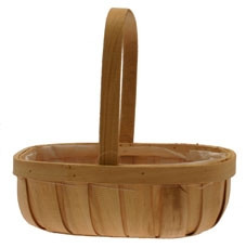 Natural Softwood Trug