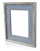 Natural Reclaimed Frame, Blue Sapphire