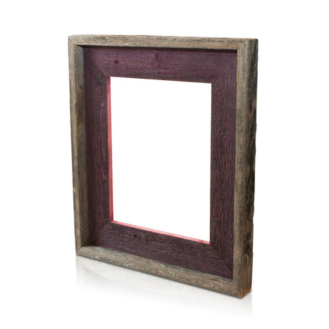 Natural Reclaimed Frame, Cherry Blossom