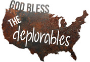 GOD BLESS THE DEPLORABLES