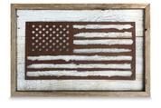 American Flag Rust