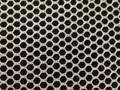 """DN&T Heavy Delta Nylon Weave Minnow Seine 1/4"""" mesh"""