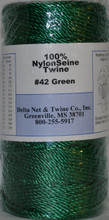 Green Twisted Twine #42