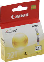 Canon 2949B001 Yellow Ink Cartridge Original Genuine OEM
