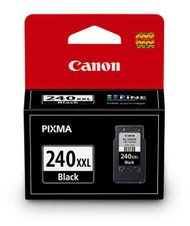Canon 5204B001 (PG-240XXL) Extra High Yield Black Ink Cartridge Original Genuine OEM