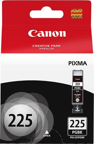 Canon 4530B001 (PGI-225) Pigment Black Ink Cartridge Original Genuine OEM