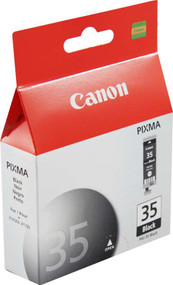 Canon 1509B002(PGI-35) Pigment Black Ink Cartridge Original Genuine OEM