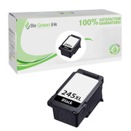 Canon PG-245XL High Yield Pigment Black Ink Cartridge BGI Eco Series Compatible