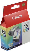 Canon 8191A003 2-Pack Color Ink Cartridge Original Genuine OEM