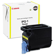 Canon 0400B003AA (IPQ-1) Yellow Toner Cartridge Original Genuine OEM