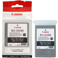 Canon BCI-1431BK Black Ink Cartridge Original Genuine OEM