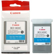 Canon BCI-1431C Cyan Ink Cartridge Original Genuine OEM