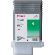 Canon PFI-105G Green Ink Cartridge Original Genuine OEM