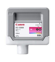 Canon 6659B001AA (PFI-306M) Magenta Ink Cartridge Original Genuine OEM