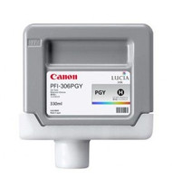 Canon 6667B001AA (PFI-306PGY) Photo Gray Ink Cartridge Original Genuine OEM
