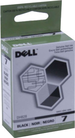 Dell DH828 Black Ink Cartridge Original Genuine OEM
