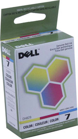 Dell DH829 Color Ink Cartridge Original Genuine OEM