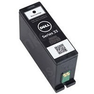 Dell 331-7377 Extra High Yield Black Ink Cartridge Original Genuine OEM