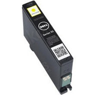 Dell 331-7380 Extra High Yield Yellow Ink Cartridge Original Genuine OEM