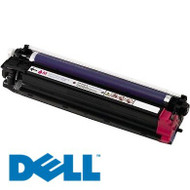 Dell 330-5855 (T229N) Magenta Drum Original Genuine OEM