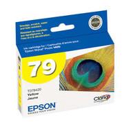 Epson T079420 Yellow Ink Cartridge Original Genuine OEM