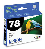Epson T078120 Black Ink Cartridge Original Genuine OEM