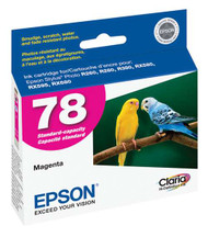 Epson T078320 Magenta Ink Cartridge Original Genuine OEM