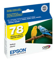 Epson T078420 Yellow Ink Cartridge Original Genuine OEM