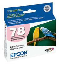 Epson T078620 Light Magenta Ink Cartridge Original Genuine OEM