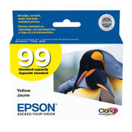 Epson T099420 Yelllow Ink Cartridge Original Genuine OEM
