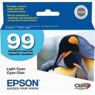 Epson T099520 Light Cyan Ink Cartridge Original Genuine OEM
