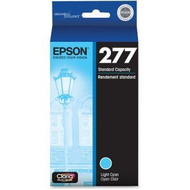Epson T277520 Light Cyan Ink Cartridge Original Genuine OEM