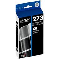 Epson T273120 Photo Black Ink Cartridge Original Genuine OEM