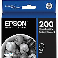 Epson T200120 Black Ink Cartridge Original Genuine OEM