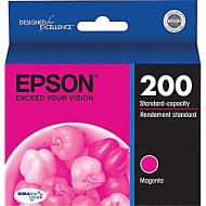 Epson T200320 Magenta Ink Cartridge Original Genuine OEM