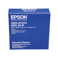 Epson ERC-03B Black Printer Ribbon Cartridge Original Genuine OEM