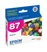 Epson T087320 Magenta Ink Cartridge Original Genuine OEM