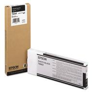 Epson T606100 Photo Black Ink Cartridge Original Genuine OEM