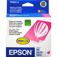 Epson T042320 Magenta Ink Cartridge Original Genuine OEM