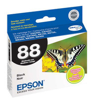 Epson T088120 Black Ink Cartridge Original Genuine OEM