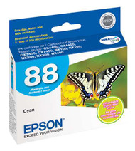 Epson T088220 Cyan Ink Cartridge Original Genuine OEM